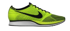 Nike Flyknit Racer - side