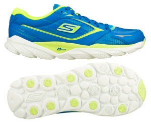 Skechers GOrun Ride 3 - Solado