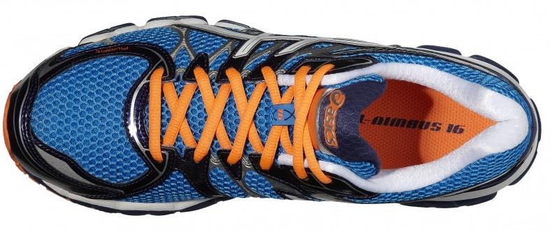 Asics Gel Nimbus 16 - Azul Superior 207f0e18f9839