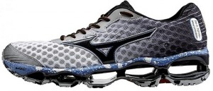 Mizuno Wave Prophecy 4 - Lateral Azul