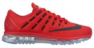 Nike Air Max 2016 - vermelho