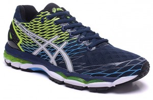 Asics Gel Nimbus 18 - Lateral