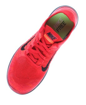 Nike Free 4.0 Flyknit - Cabedal
