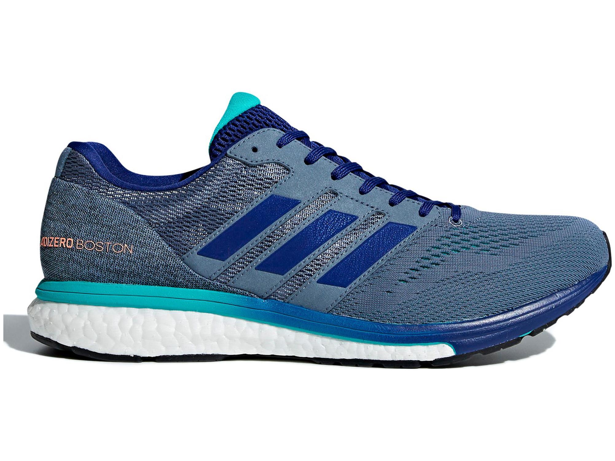 63c949194e11d O Adidas Adizero Boston Boost 7 é um tênis de performance próprio para  corredores com pisada neutra